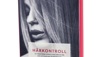 Äntligen en hållbar hårlook! HÅRKONTROLL GER ÄKTA HÅRGLÄDJE – ÅRET OM