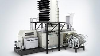 Siemens gasturbin SGT-800 Single Lift