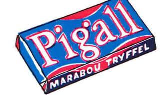 Pigall från prislista 1963