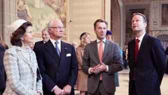 AkzoNobel firar Sveriges och Nederländernas 400-åriga samarbete