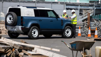 Hårdt nyt til Land Rover Defender