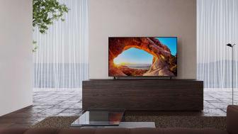 Téléviseurs Sony BRAVIA X85J LED disponibles dès à présent au Benelux