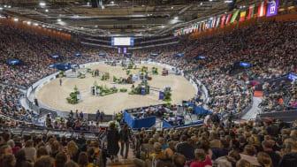Käpphästtävlingen som kan ta ta dig hela vägen till Gothenburg Horse Show