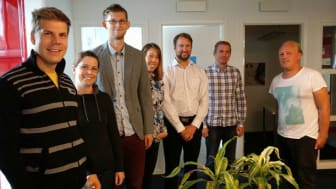 Intervju i P4 Västerbotten