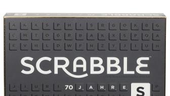 Mattel Games Neuheiten: Scrabble 70 Jahre Jubiläumsedition