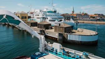 ForSea sejler videre og vil fortsat sikre overfarten for personale i plejesektoren, øvrige jobpendlere og fragt-trafik, men også for øvrige fritidsrejsende.
