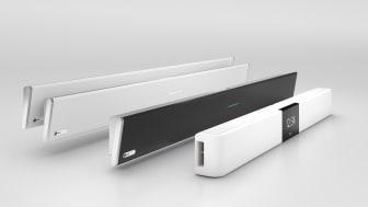 Med nya HDL200 levererar Nureva det perfekta ljudet till mindre konferensrum