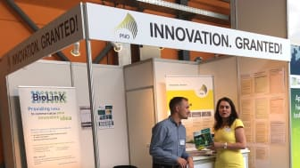 Project partner BCM at Biopolymer 2018