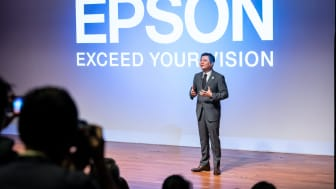 Epson held its inaugural business-to-business (B2B) event, B2B Ignite last Friday at the National Gallery Singapore, showcasing a suite of practical innovations that help reduce an organisation's impact on the environment.