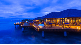 Olhuveli Beach Resort på Maldiverna