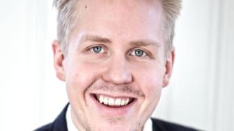 Carl-Fredrik Tohver, Confidencen-stipendiat 2016