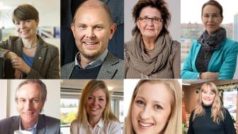De nominerade till Årets Nyskapande Chef