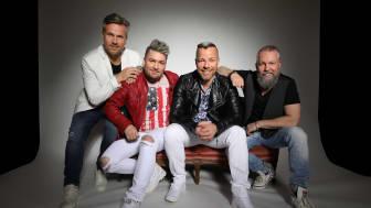 Arvingarna sätter upp ny och exklusiv krogshow på Kajskjul8 hösten 2018!