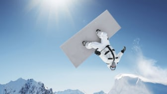 Light Board®  från Norgips väger ca 25% mindre än motsvarande traditionell gipsskiva. Du hittar den hos Woody Bygghandel