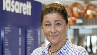 Ny områdeschef för närsjukvården i södra Lappland