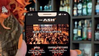 Maximaler Service - The ASH präsentiert sich via App