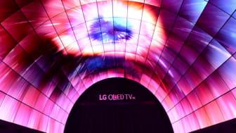OLED-tunnel IFA 2016 bild 1