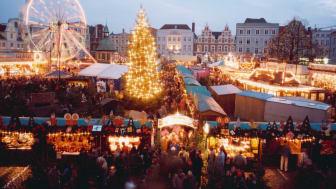 Scandlines hjælper julehungrende danskere - her er guiden til de bedste nordtyske julemarkeder
