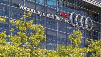 Audi sætter nye miljømål