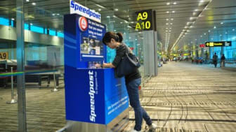 Speedpost@Changi now available at all Changi main terminals