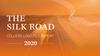 How will the New Silk Road affect the Swedish logistics property market?
