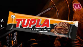 Uusi Tupla -suklaapatukka ja muut Cloettan makeisuutuudet