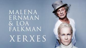 """Malena Ernman och Loa Falkman i Händels opera """"Xerxes"""" på Artipelag"""