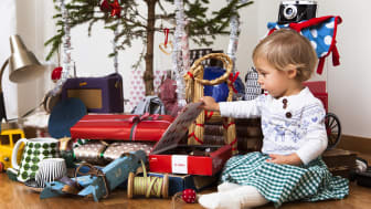 Ökat intresse: Varannan svensk vill fira en mer hållbar jul