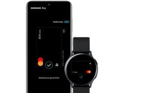 Entercards kunder kan nu använda sina Samsung-telefoner för att betala