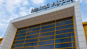 Malmö Airport - Sturup - drabbas, inte Kastrup. Foto: PROHåkan Dahlström, (CC BY 2.0)