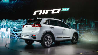 Niro EV indtager en unik position på markedet som komplet eldrevet CUV med intelligent indretning, stor praktisk anvendelighed og en lang rækkevidde
