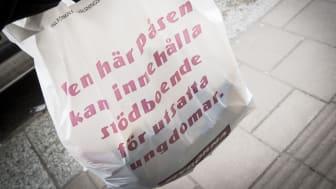 Myrorna samlade in 8 423 ton kläder och butiksförsäljningen var 279,3 miljoner kronor.