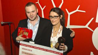 Vinnare Pack Design Engineer 2012