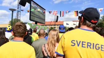 Vilka kommer att synas på storbildsskärm i Folkets Park i år? 2018 besökte fler 160 000 VM i Folkets Park i Malmö som nu letar nya ambassadörer.