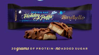 Holiday Puffs proteiinipatukka saatavilla vain rajoitetun ajan!