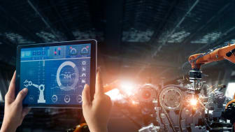För att möta upp branschens behov av kunskap kring modern produktion med stort IT-fokus startar Högskolan i Skövde ett helt nytt ingenjörsprogram till hösten. Foto: Shutterstock