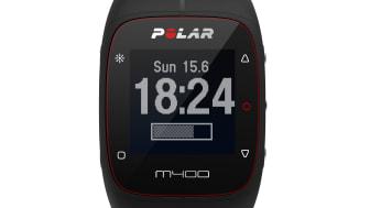 Polar M400 aktiivisuuspalkki