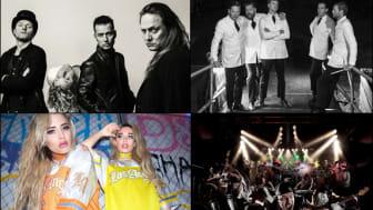 Veckans konserter på Grönan V. 36-37