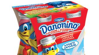 Danonino Drickyoghurt Dino 4x90