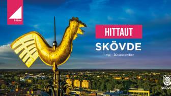 Skövde blir en av 57 orter runt om i Sverige som erbjuder aktiviteten hittaut i år med premiär 1 maj. Foto: Tobias Andersson/Next Skövde