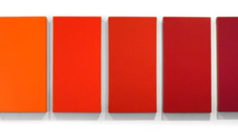 Siri Berg, It´s All About Color II, 2011-2013