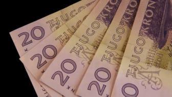 Bråttom! From imorgon är det svårt att bli av med gamla sedlar!