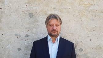 Olav Nakken tek til som administrerande direktør i Kleven Verft AS.