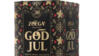 Zoégas julkaffe firar 30 år – kryddat med kärlek och bönor från Peru