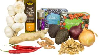 Hälsosam mat säljer bra - ändå tycker allt fler att de behöver tillskott av vitaminer och mineraler