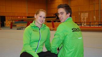 Stadium klär landslagsgymnasterna - ny huvudpartner till Gymnastikförbundet