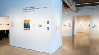 Marianne Degerman - en av Grafiska Sällskapets utställare i Minneapolis