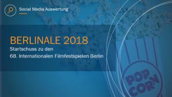 Berlinale  -Startschuss zu den 68. Internationalen Filmfestspielen Berlin