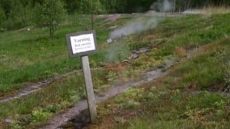Varning på Kvarntorp