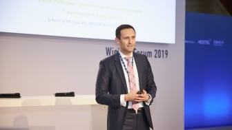 BPW IT- und Digitalisierungschef Roman Rapoport auf dem Wiehler Forum